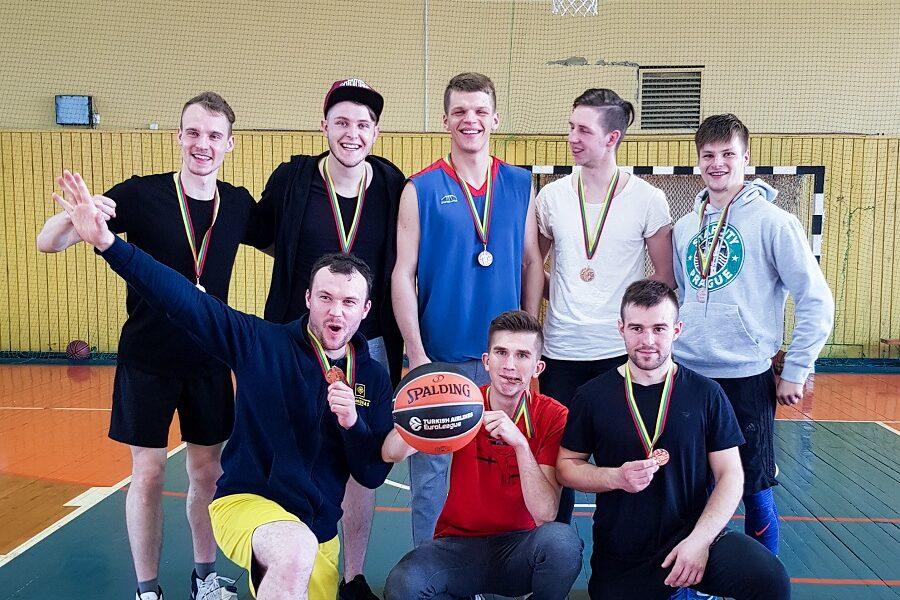 Kauno tautinių šokių kolektyvų krepšinio turnyras 2018