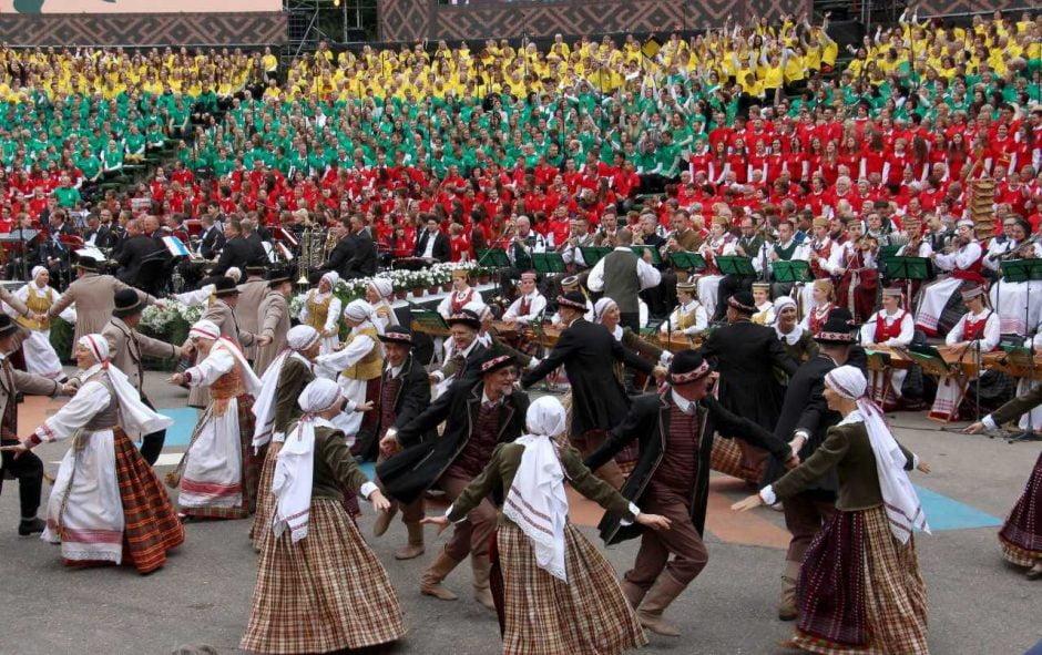 Kauno dainų ir šokių šventė 2016